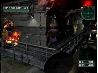 Screenshot Thumbnail / Media File 1 for Parasite Eve 2 [Disc1of2] [NTSC-U]